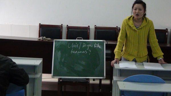 常用初中英语说课稿模板