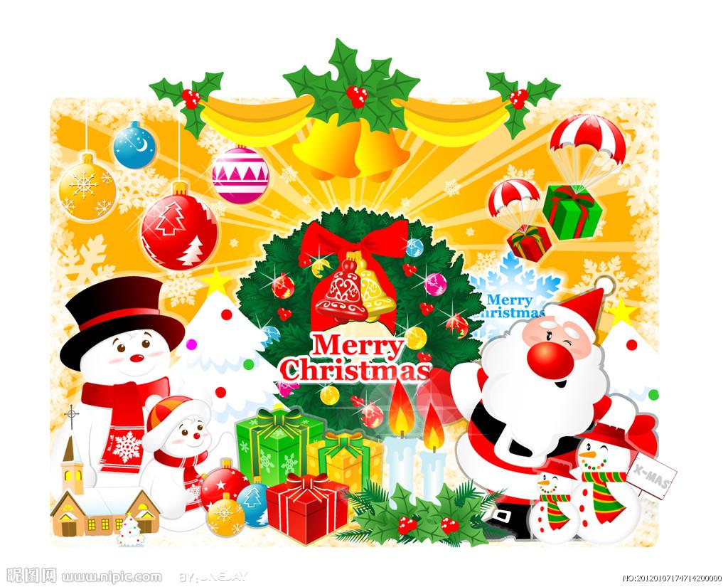 圣诞节的由来 英文版