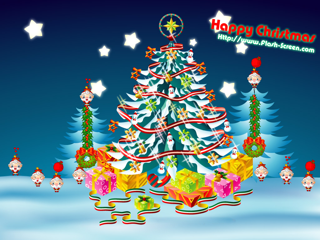 Happy Christmas Tree Song